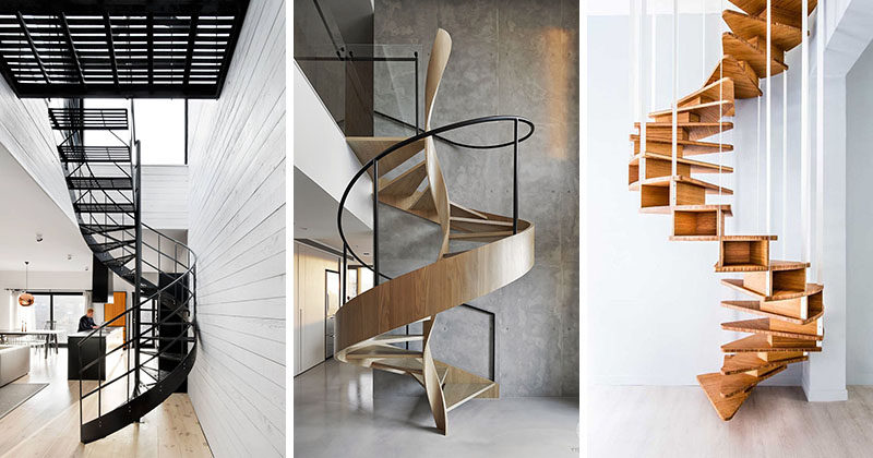 enzie Spiral Staircases