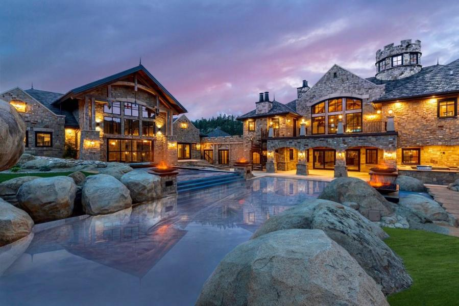Montana luxury property for sale