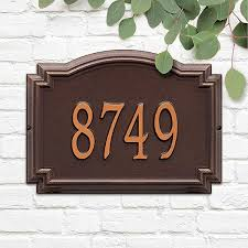 How Having House Numbers Makes It Easier For Workers?