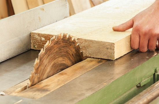 How to get started on woodworking